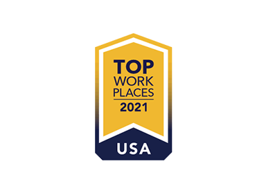 2021 Top Workplaces USA award-384x282