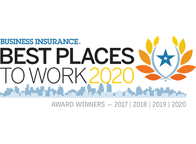 Best Places to Work in Insurance-384x282