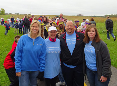 JDRF Annual Walk to Cure Diabetes-384x282