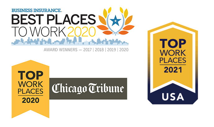 Top Workplaces-Top Workplaces USA-Best Places to Work in Insurance-690x412