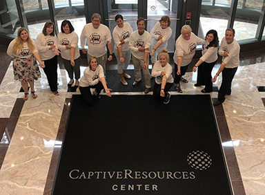 Working at CRI-Captive Resources in the Community