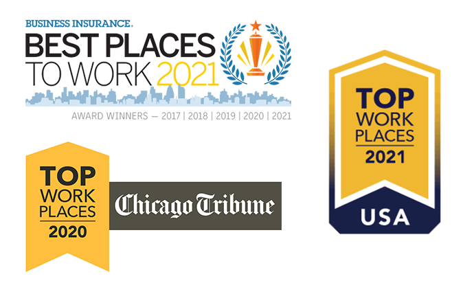 Top Workplaces-Top Workplaces USA-Best Places to Work in Insurance 2021-690x412